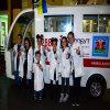 Mini E Ambulance Car for Kids Training