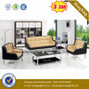 New Design Modern Leisure Leather Sofa for Office (HX-CS083)