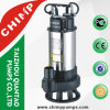 2.0 HP V1500 Copper Wire Sewage Sumbersible Pump