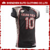 Custom Made Tackle Twill Sublimated American Football Uniforms (ELTAFJ-20)