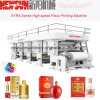 XYRA-850 High-Speed Beer Package Flexo Line Printing Machine
