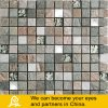 Glass Mosaic with Silver Metal (A04)