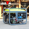 Bison (China) BS3000d (E) 2.8kw 2.8kVA Electirc Start Copper Wire Long Run Time 220 Volt Portable Generator