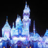 Street Decoration LED Fairy Twinkle Icicle Lights for Castle Decor