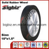 Hot Sale 10X1.5 Rubber Wheel for Wheelbarrow