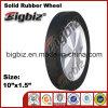 Hot Sale 10X1.5 Rubber Wheel for Wheelbarrow