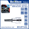 Drive 1/4′′ Slotted Bit Socket,