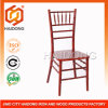 China Durable Wedding Mahogany Wood Chiavari Chair