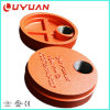 BSPT/NPT Threaded Cap for Fire Fighting System with FM UL Approvals