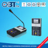 PA System TCP Wireless IP Microphone for Paging Console Used in School, Office, Prison, Shopping Mall