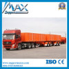 Factory 3 Axles U Shape Rear Dump Truck / Tipper Semi Trailer for Sale, Squared and U Shape Tipper Trailer