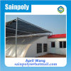 Low Price Film Solar Greenhouse for Agriculture