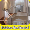 Indoor Stair Railing Stainless Steel Baluster in Modern Design
