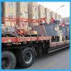 Turnable Type Polishing The Iron Surface Cleaning equipment