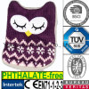 CE Toy Knit Hot Water Bottle Cover Owl