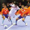 Plastic Indoor PP Interlocking Flooring for Futsal
