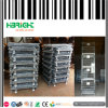 Foldable Wire Mesh Pallet Cage for Storage