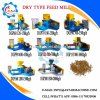 Popular Sale Floating Fish Feed Pelleting Machine