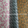 Latest Glitter PU Leather for Wall Decoration Hw-1300