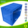 Blue Color Transportation Logistic Plastic EU Container