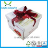 Luxury Packaging Paper Cake Box with Foil Stamping