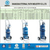 Small Portable Medical Aluminum Alloy Gas Cylinder