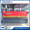 QC12y Metal Sheet Hydraulic Cutting Machine
