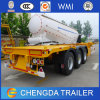 Manufacturer Container Transport 3 Axles 40FT Container Skeletal Trailer