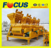 Js1000 Twin Shaft Concrete Mixer for Hzs50/60 Concrete Mixing Plant