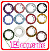 12color Rolls Nail Art Tip Decoration Striping Tape