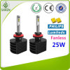 Fanless 4000lm 25W New Design Car LED Philip Headlight