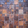 Copper Mosaic Mixed Ceramic Itle for Kitchen Backsplash A6ybc012