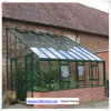 Greenhouse with Twinwall Polycarbonate