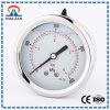 Oil Pressure Gauge Purpose Steel Case Oil Pressure Meter
