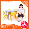 Kindergarten Rectangle Table Furniture Study Table for Child
