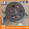 Kobelco Engine 6D16-T Oil Pump Me074345 for Excavator Sk330-6e