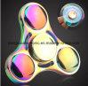 Spinning Top Toy, UFO Tri Finger Fidget Spinner