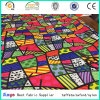 Oxford Zl-3085 Cationic Lines Design Jacquard Fabric for Bendly Backpacks with Printed