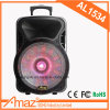Wholesale China Factory Speaker Parts Wireless Trolley Speaker with Different Light