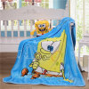 100% Polyester Flannel Fleece Baby Miracle Blanket