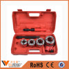 China Pipe Thread Fitting Combination Tools 4PCS Ratchet Die Set