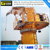 3t@40m 0.85t@31m Telescopic Offshore Hydraulic Marine Extention Boom Crane