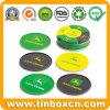 Metal Tin Cork Coaster, Tin Cup Mat, Tin Pad