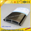 Aluminium Roller Shutter Profile with Anodized Champagne Surface