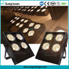 LED Equipment Disco Audience Binder 100W 4 Eyes COB Light