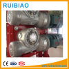 Gearbox Worm Speed Reducer with Output Shaft Hoist Gearbox