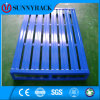 Industrial Warehouse Blue Color Steel Pallet
