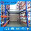 Q235B Warehouse Storage Heavy Duty Mezzanine Floor System