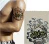 Fashionable Skull Waterproof Temporary Tattoo Stickers