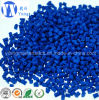 Blown Film Molding Injection HDPE Bulk Plastic Pellets Brown Coloe Pearl Masterbatch
